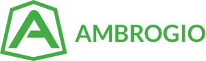 Cornwall automatic robotic lawnmowers Ambrogio logo