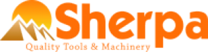 Sherpa home garden tools Cornwall logo
